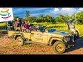 Zwischen wilden Tieren & Luxus - Safari im privaten Game Reserve | GlobalTraveler.TV