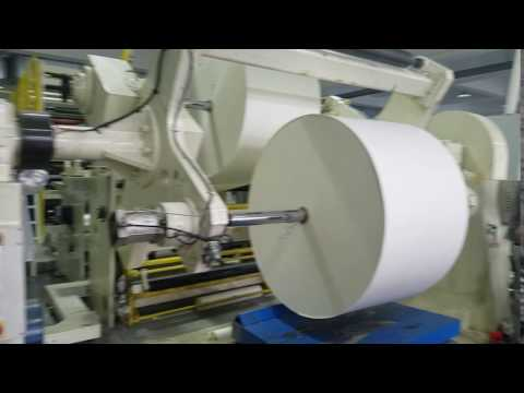 Manufacturing Process of pe coating paper for paper cup
