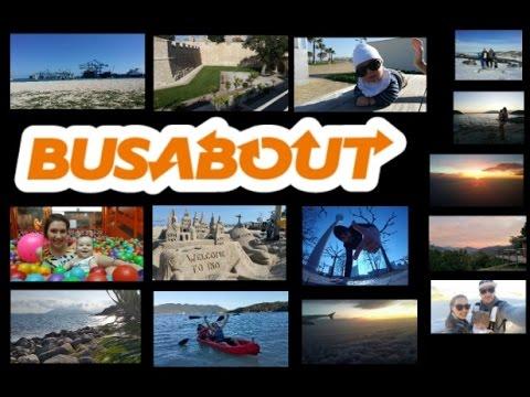 BUSABOUT Team Application-  Brand Ambassador and Video Producer - Mami & Papi