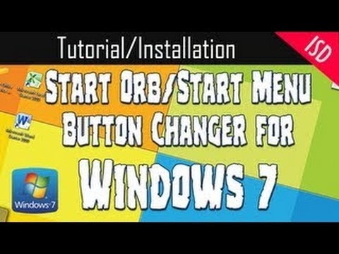 Windows 7 - Start Orb Changer |32-64Bit|EN| | JustShArK