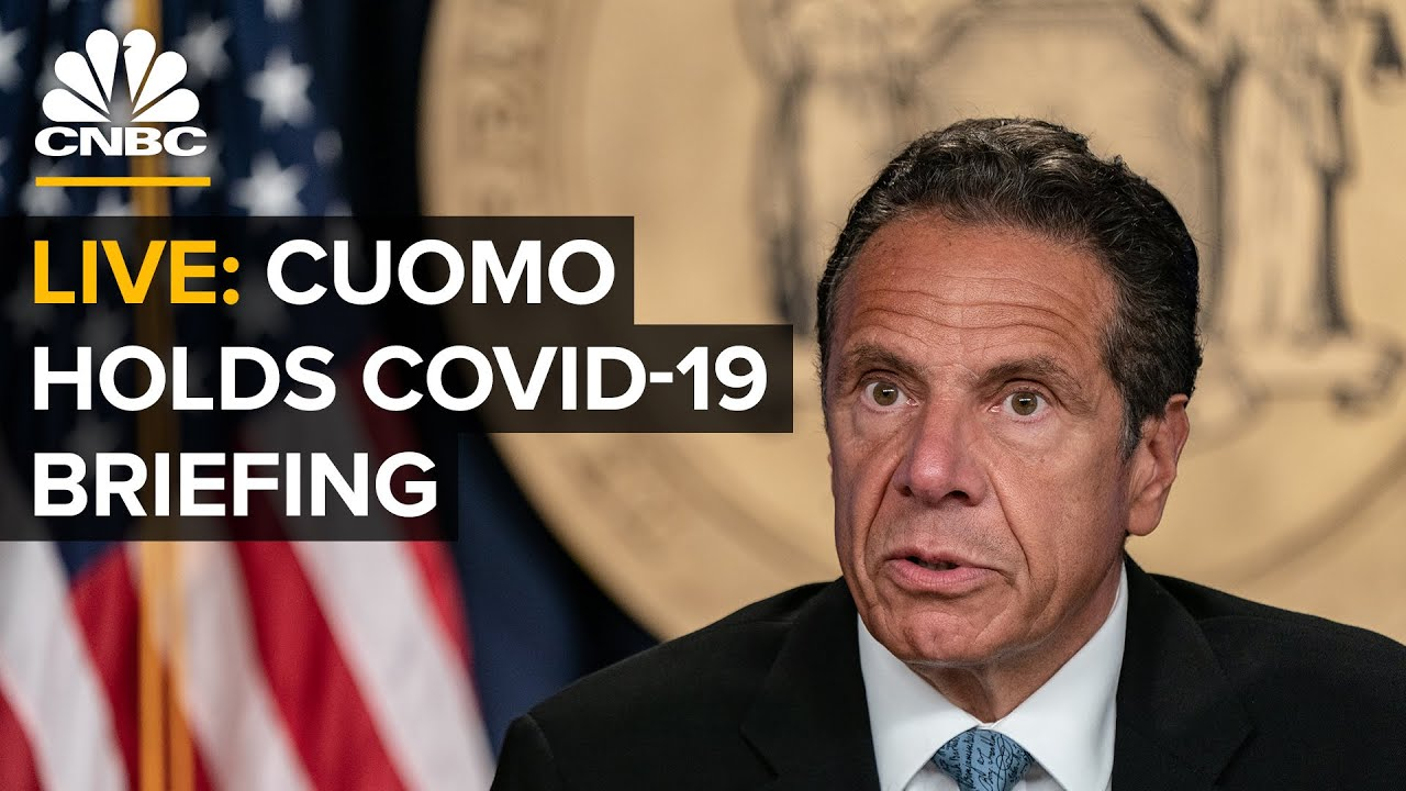 WATCH LIVE: New York Gov. Andrew Cuomo holds Covid-19 briefing — 1/5/2021