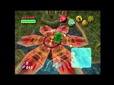Zelda: Majora's Mask Playthrough #016, Woodfall Temple (2/3): Boss Key & Great Fairy