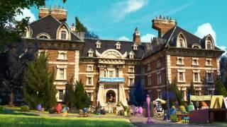 Univerzita pro příšerky - česky dabovaný trailer