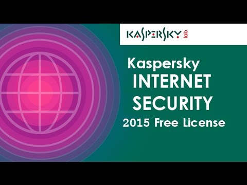 kaspersky internet security 2013, 2014, 2015 + free license code