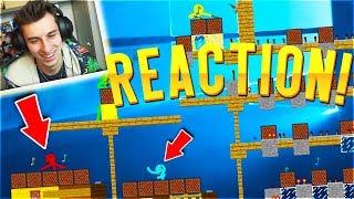 REACTION: Minecraft Animation 5