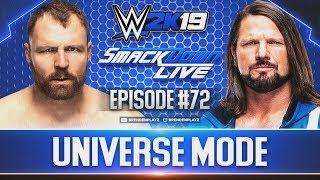 WWE 2K19 Universe Mode Videos - 9tube tv