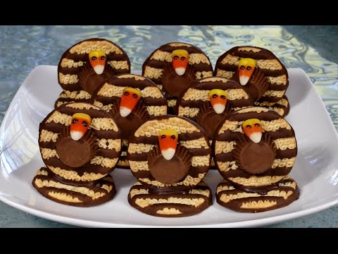 How to Make Turkey Cookies