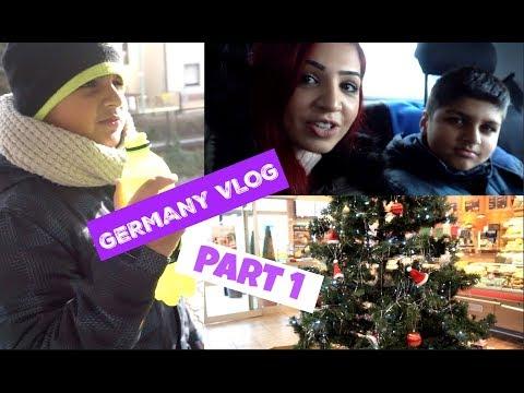 GERMANY VLOG PART 1 | SABA ALI