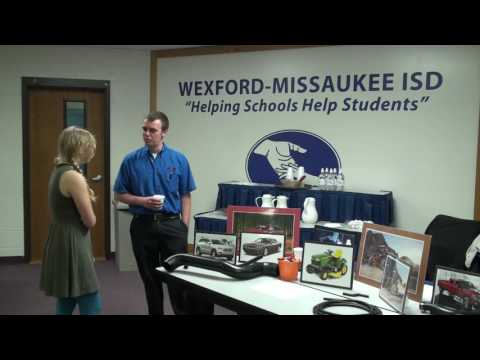 Career Tech Students Meet Local Employers at Job Fair