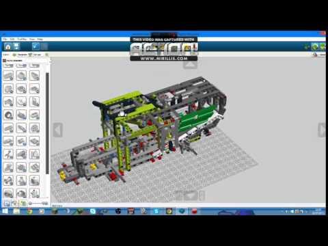 Let's build sur Lego Digital Designer: episode 6