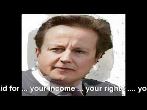 Will The Real PM Stand Up - Cameron Meets Thatcher