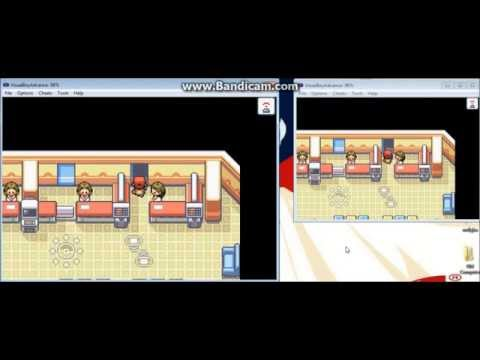 Pokemon FireRed and LeafGreen: Wireless Connecting with VBA