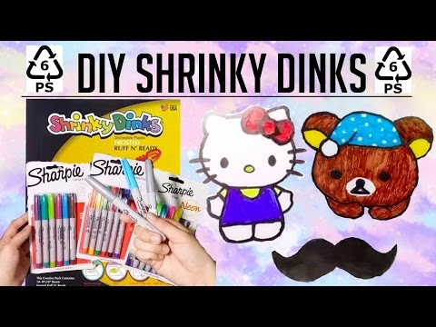 DIY Shrinky Dinks || Dream Lab Series