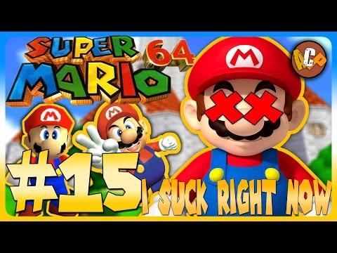 Super Mario 64: Funny Moments! - Part 15 • I CAN