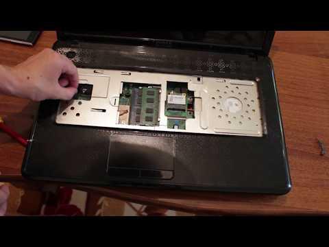 Dell Inspiron N5030 Cpu Fan clean (UHD Video)