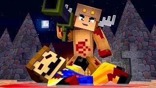 Minecraft - HELLO NEIGHBOR - KILLING EVIL NEIGHBOR!