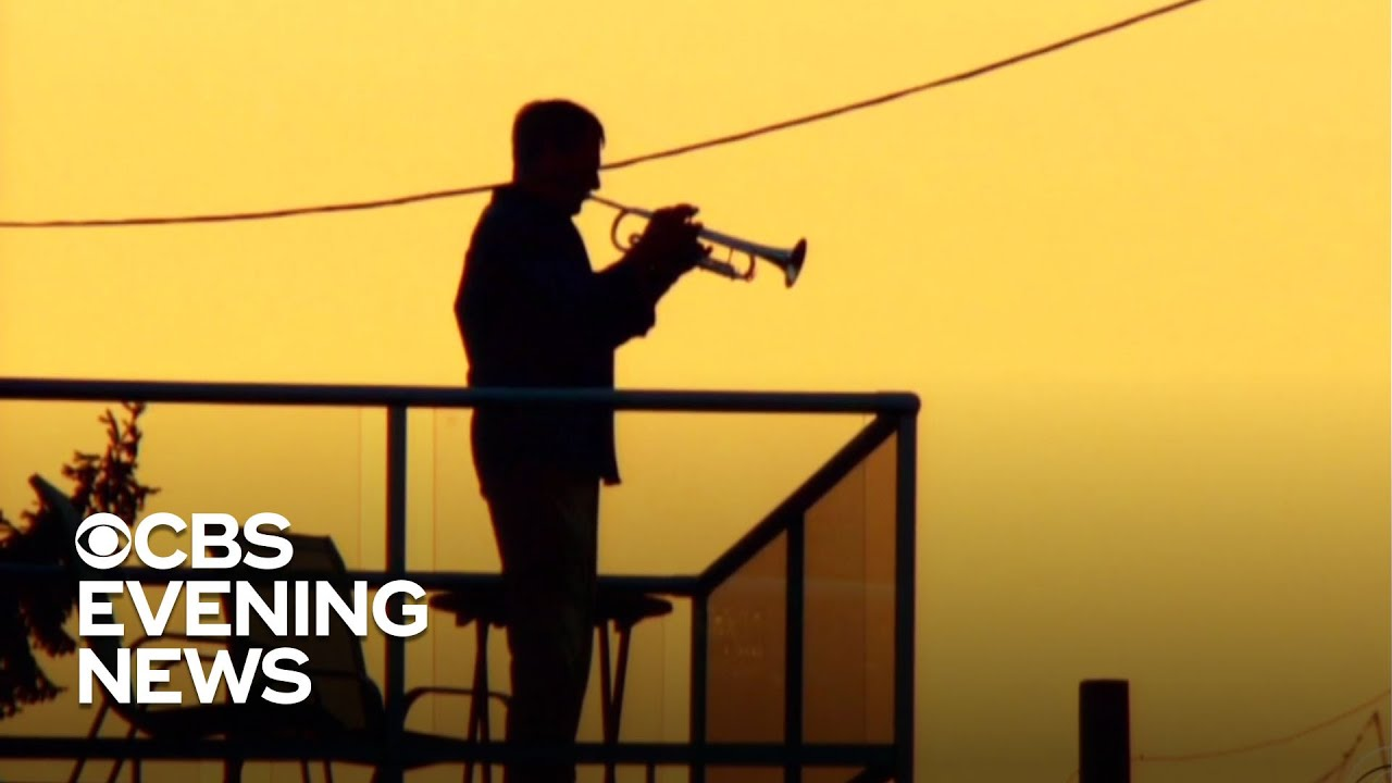 """Veteran trumpet and bugle players discuss the power of playing """"Taps"""""""