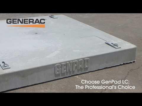Generac GenPad LC #10000005771