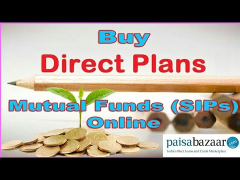 How to buy Mutual Funds online || Direct Mutual Funds || SIP