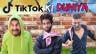 TIK-TOK KI DUNIYA || YOUTUBERS VS TIK-TOKERS  || FUNNY VIDEO || KANGRA BOYS