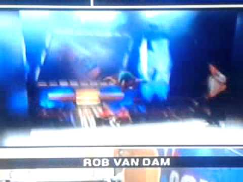Rob Van Dam New Video Entrance!