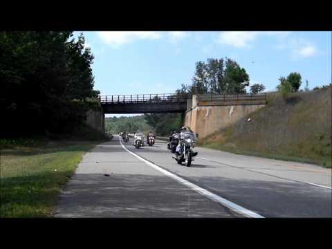 Michigan Bikers Helping Veterans