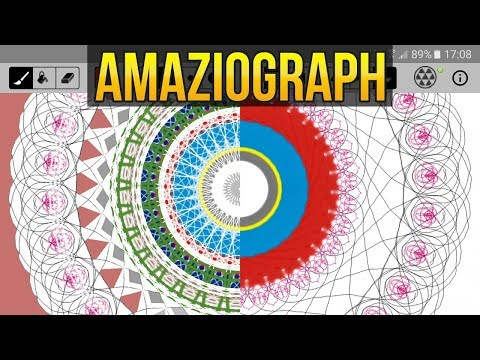 Drawing with Amaziograph on Android