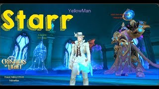 [tutorial] Starr Guide - Dawn Cathedral - With Text - Yellowman Scout Ranger - Crusaders Of Light