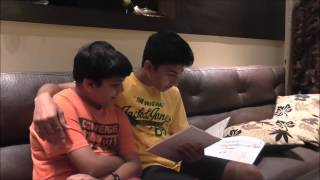 Showing Your Report Card - White Kids vs Indian Kids | RegSwag