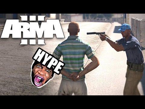 Arma 3 Trolling As A Cop