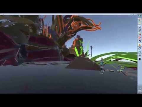 VRChat World - Surreal Hazard - Failed Group Exploration - 01