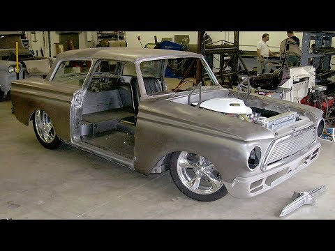1962 Rambler American 354 HEMI Build Project