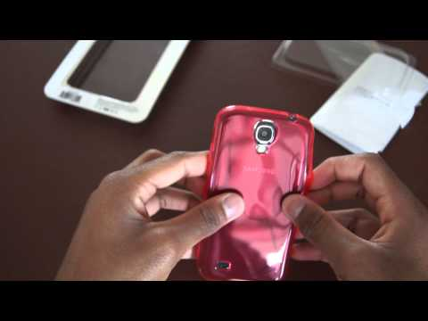 iD America Liquid Case for Galaxy S4 Review
