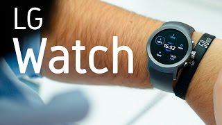 LG Watch Style y LG Watch Sport con Android Wear 2.0, primeras impresiones en español