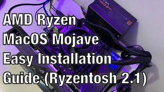 AMD Ryzen MacOS Mojave Performance Overview Part 1 (Ryzentosh 2 0