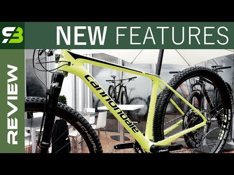 2018 All-New Cannondale FS-I Hardtail. New Features Check...