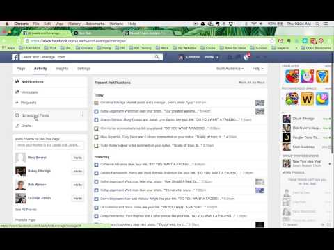 How-To Schedule A Post On Your Facebook Business Page