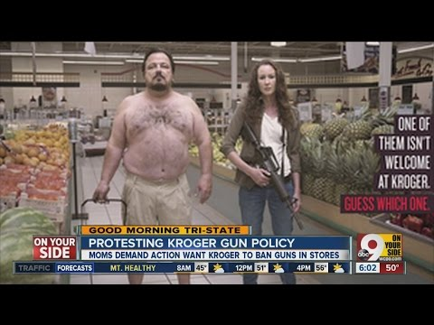 Moms Demand Action to hold protest ahead of Kroger investor meeting