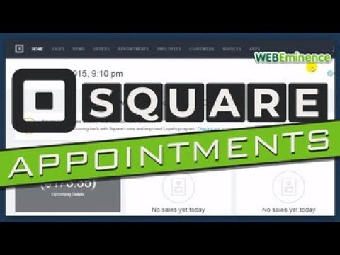 Square Appointments - Appointment Scheduling on Your Website
