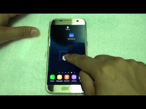Samsung Galaxy S7: Add Contact's Shortcut to Home Screen for Direct Dial
