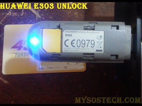 MODEM huawei E303 unlock code calculator
