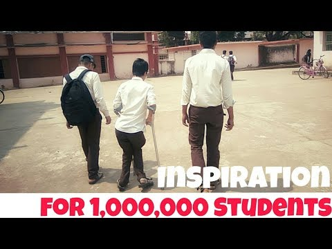 Inspiration Story For 1,000,000 Students    Chidanand Pradhan    Jeypore , VD College Student