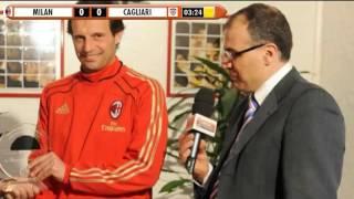 #PuntediSuma LIVE: Milan vs Cagliari