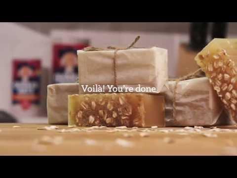 How To Make Soap with Quaker® Oats   Quaker®