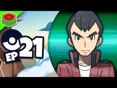 TIME TO FACE MY FATHER!   Pokemon Alpha Sapphire Randomized Nuzlocke #21