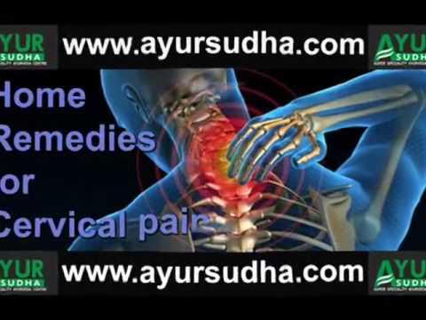 Cervical Pain or Spondylitis. AYUR SUDHA Ayurveda Treatment Centre Punjab,India