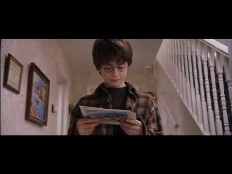 Harry Potter and the Hogwarts Letter