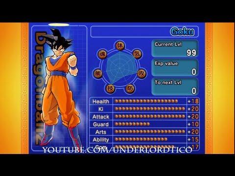 DBZ Budokai 3 HD - Goku Halo Unlock Password