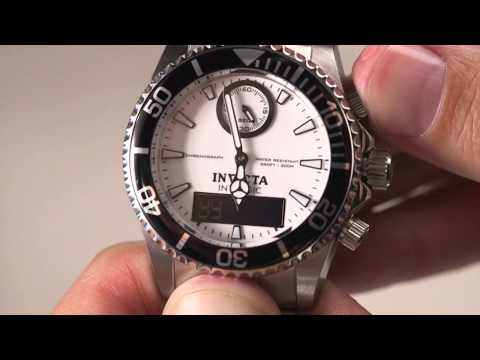 627-848_Invicta 43mm Pro Diver Intrinsic Watch-How to Set the Day & Date