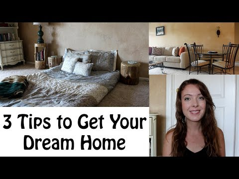 HOW I MANIFEST MY DREAM HOME | Law of Attraction